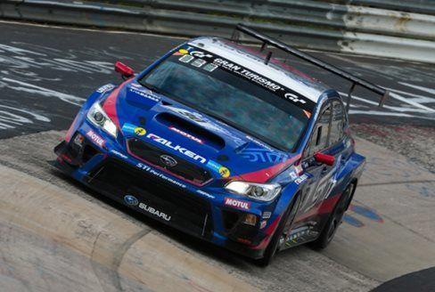 SUBARU WRX-STI TO PARTICIPATE IN NÜRBURGRING 24-HOURS