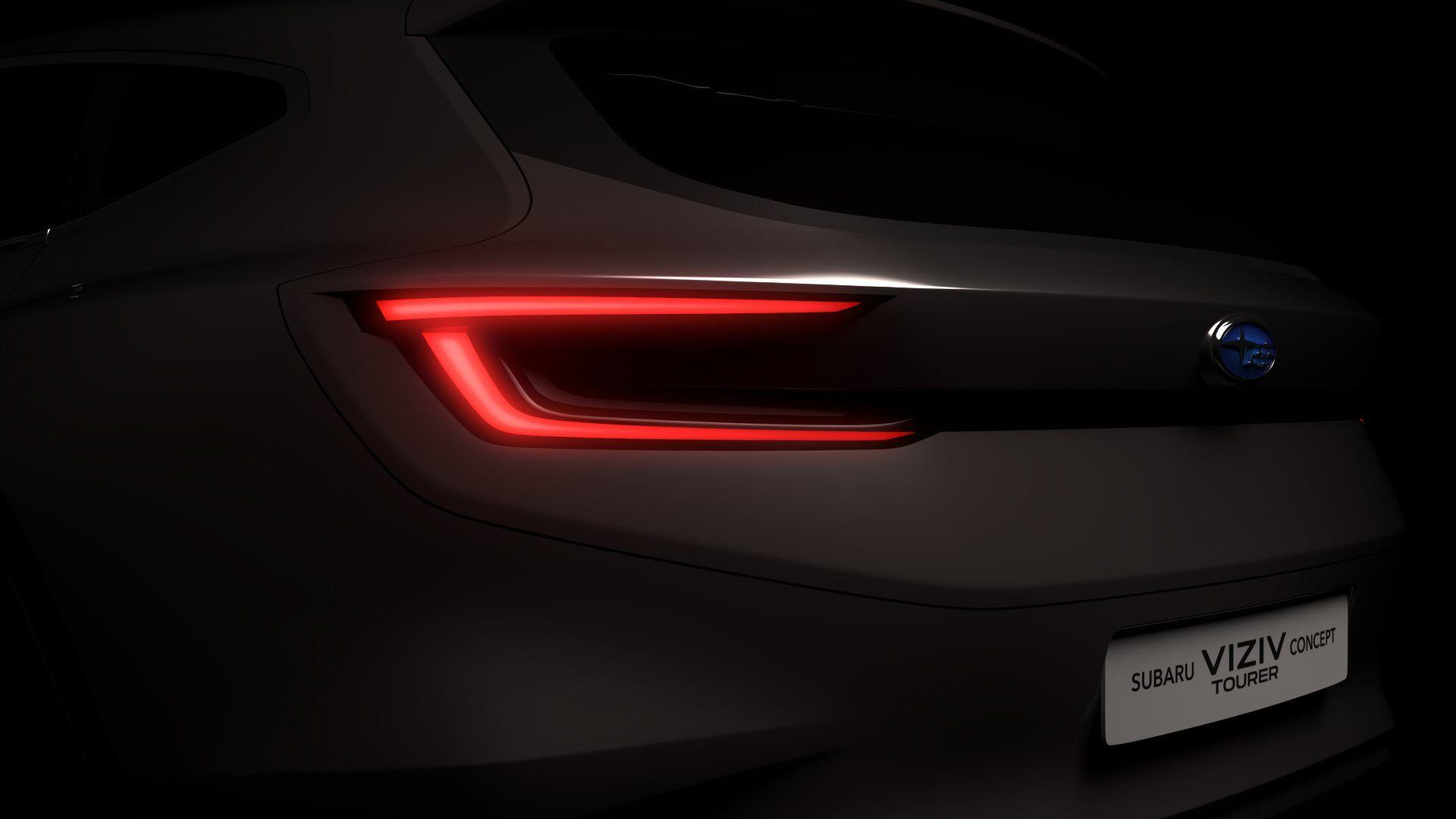 "SUBARU TO DEBUT ""SUBARU VIZIV TOURER CONCEPT"" AT 2018 GENEVA INTERNATIONAL MOTOR SHOW"